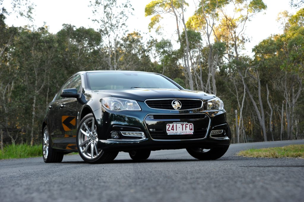 The Holden VF Commodore has been recalled.