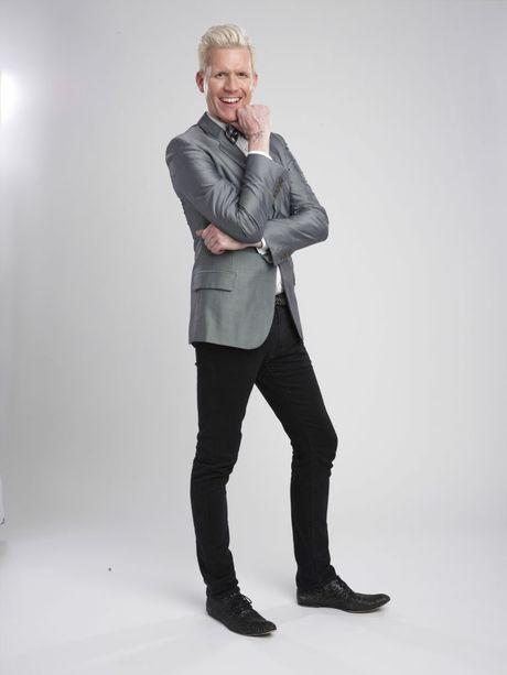 Australian designer Benjamin Mach stars in the 11th series of TV series Project Runway (US).