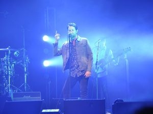 A night at the theatre with Bernard Fanning