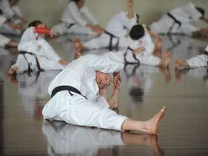 Martial artists kick into gear for competition