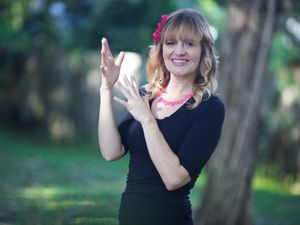 Lisa Mills wants more children to grow up deaf aware