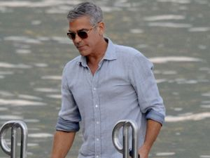 George Clooney opens up on feud with Russell Crowe