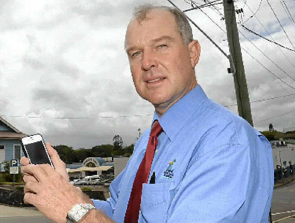 Deputy Mayor Tony Perrett
