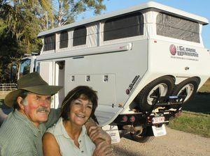 Retired Chronicle editor off to explore remote Australia