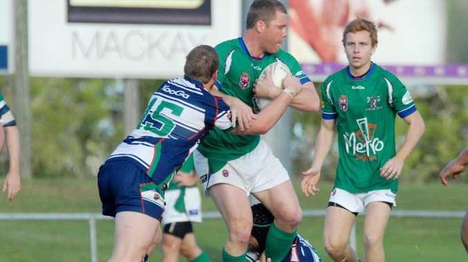 Brothers vs Whitsunday Rugby League Photo Tony Martin / Daily Mercury