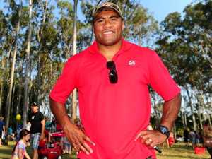 Petero visits region to help stamp out bullying and racism