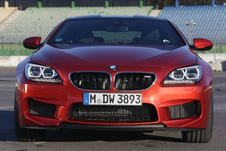 The new BMW M5.