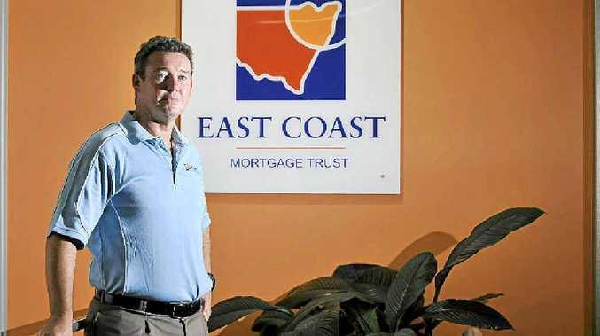 SIMILAR CULTURE: CEO of East Coast Mortgage Trust Scott Collis.