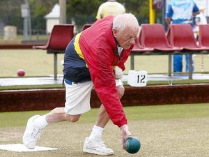 Age no barrier for bowlers