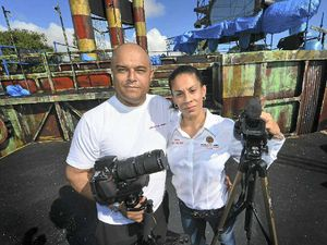 Video makers say working on Boomtown a dream come true