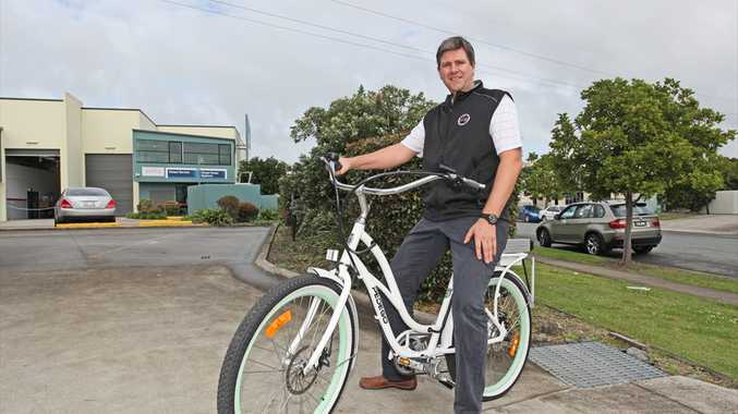 Electric Motor Puts New Spin On Bike Riding Queensland Times