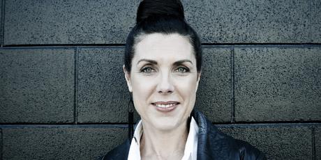 Fashion designer Vicki Taylor.