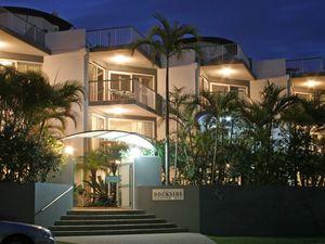 Dockside Mooloolaba holiday apartments