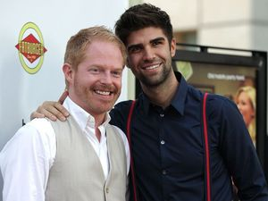 Jesse Tyler Ferguson's dad found his stash of gay porn