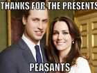 Royal baby gets some early meme treatment