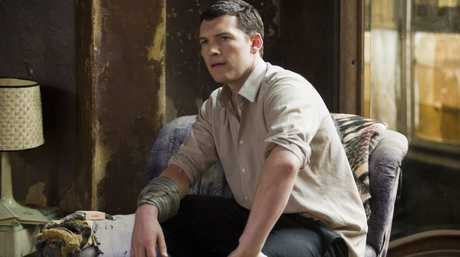 Sam Worthington in a scene from the movie The Debt. Supplied by UPI Media.