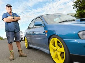 Firebug fears after car is doused in petrol at Barney Pt