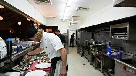 Macauleys won the Contemporary Australian Restaurant - Informal category.