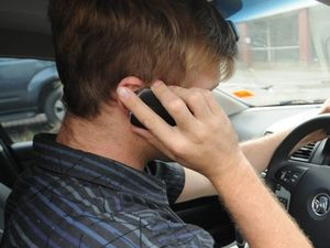 Double demerits if caught twice on phone while driving