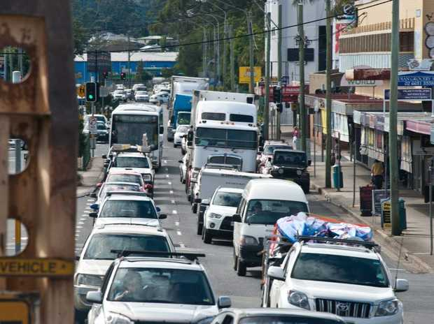 Live Traffic is advising of heavy traffic conditions in Coffs Harbour this morning due to the Oz Tag State Cup being held in the city.