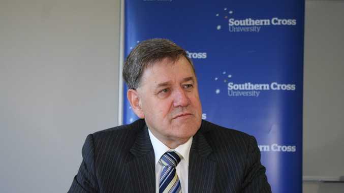 SCU Vice Chancellor, Professor Peter Lee announces 34 people have taken voluntary redundancies.
