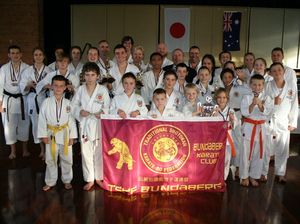 Karate club claims 41 medals