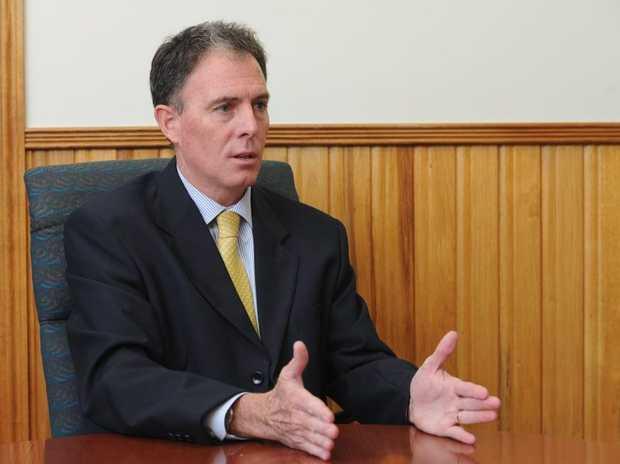 Mayor Gerard O'Connell