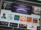 Apple celebrates 1 billion podcast subscriptions