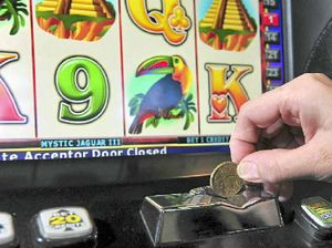 Punters lose $3 million on Gladstone pokies in a month