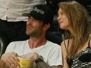 Adam Levine texted ex-girlfriend about engagement