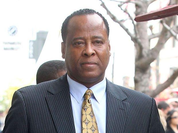Dr Conrad Murray