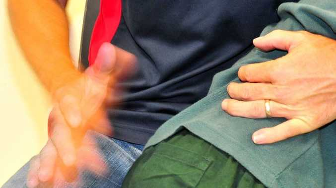A leading medical professional has said Australia should join other counties in banning the smacking of children. PHOTO: Nat Bromhead / Daily Mercury