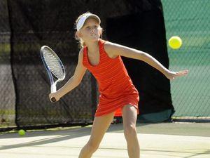 Region's best tennis talent to battle for state finals spots