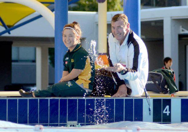 Coffs Harbour's Anna Sydenham will return home tomorrow as a World Champion.