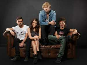 Channel V crew en route to Splendour after awards win