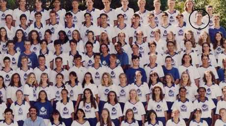 Timothy Pullen's Mackay North State High School class of 1994 photo.