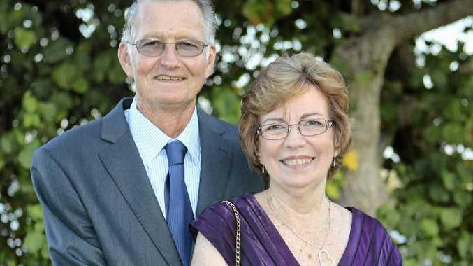Len Haywood and Denise Haywood (nee Davis) were married on July 26, 1963.
