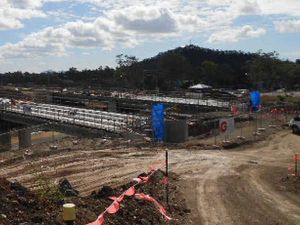 Long wait for drivers at crossroads as work progresses