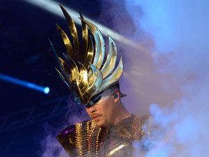 Empire of the Sun lights up Splendour's Saturday night