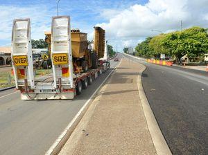 Tallon Bridge works finish early