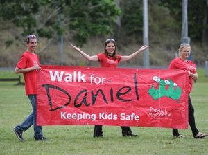 Walk For Daniel 2013 begins