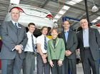 Trade training centre opens at St Mary's high school
