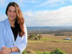 Time abroad affords budding journo a broader perspective