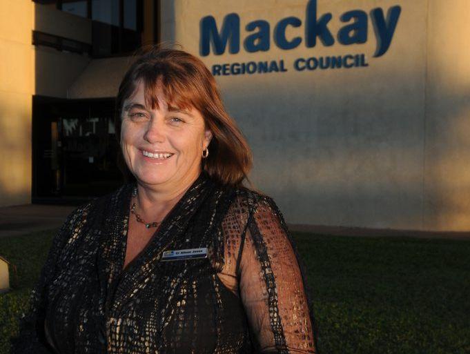 Councillor Alison Jones.