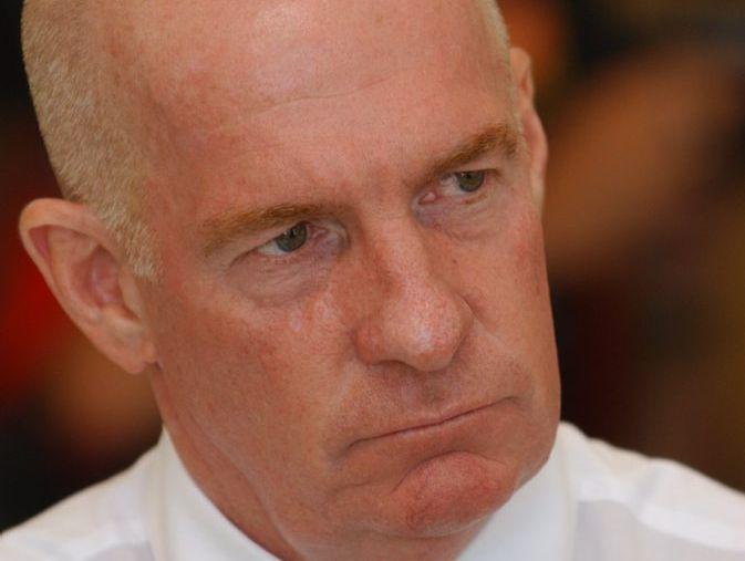 Disgraced former Queensland Labor minister Gordon Nuttall.