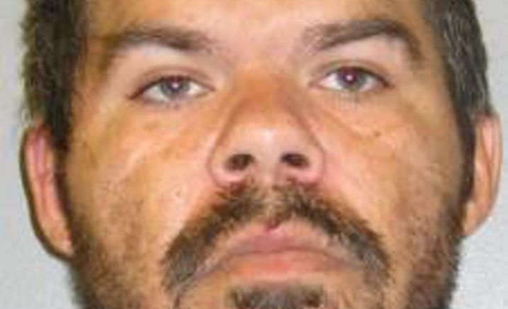 Police believe this man, wanted for questioning over a shooting in Central Queensland, was in Toowoomba at the weekend.