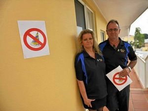 No parties here as motel cracks down on 'crazy drunks'