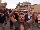 Video shows crazy riot scenes after US surf event