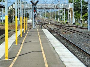 City shopping centre 'not seeking rail line closure'