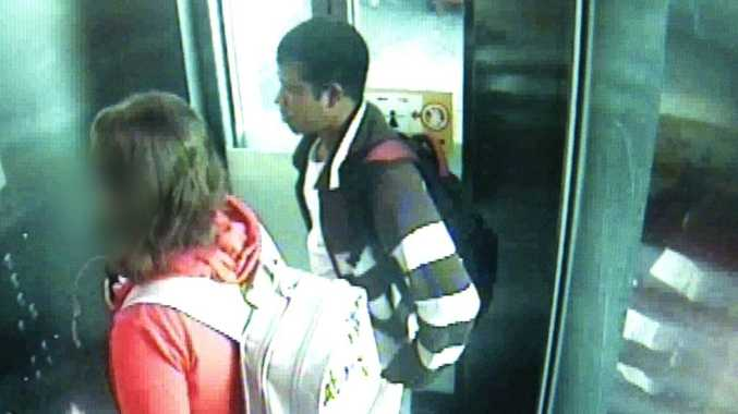 Police want to speak to this man over a sexual assault against a blind woman.